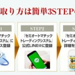 11/30~スタート 【新Semi-Automatic Trading System】